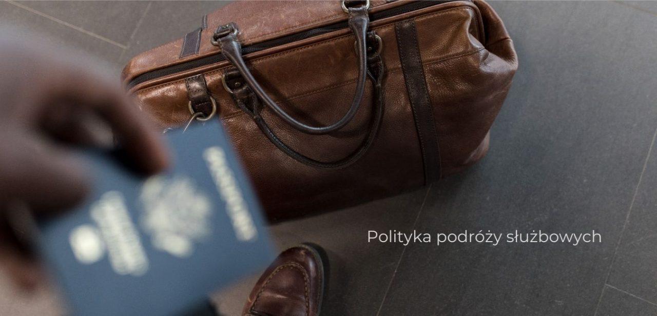 Polityka podróży służbowych