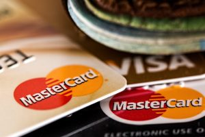 credit card, master card, visa card