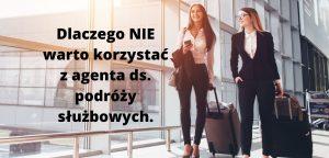 agent podróży służbowych