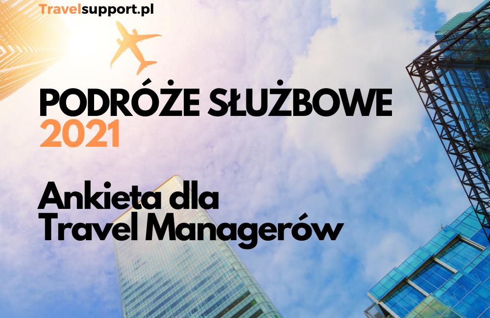 ankieta Travel Managera