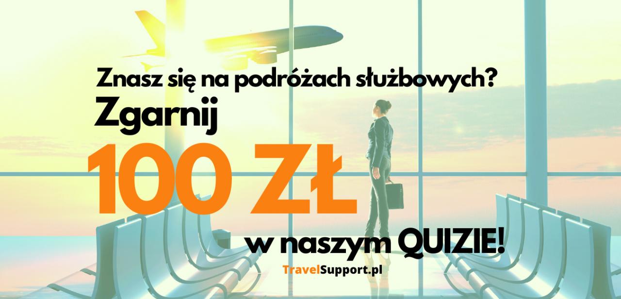 Wyjazdy firmowe QUIZ Travel Manager