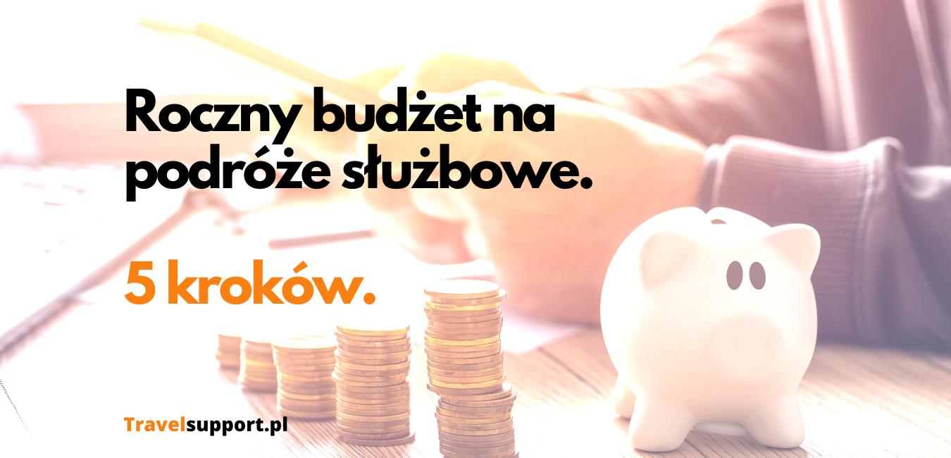 budżet na podróże służbowe
