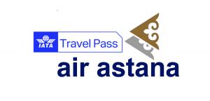 Air Astana i Travel Pass od IATA