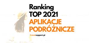 Aplikacje do podróży Ranking